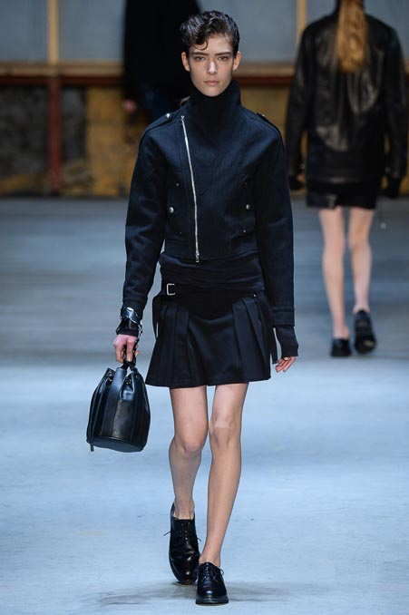 Diesel Black Gold Ready to Wear FW 2015 NYFW (9)