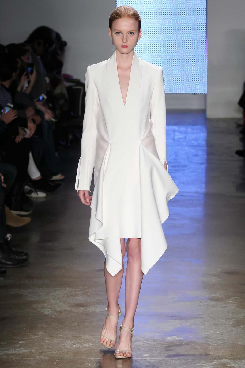 Dion Lee Ready to Wear FW 2015 NYFW (1)