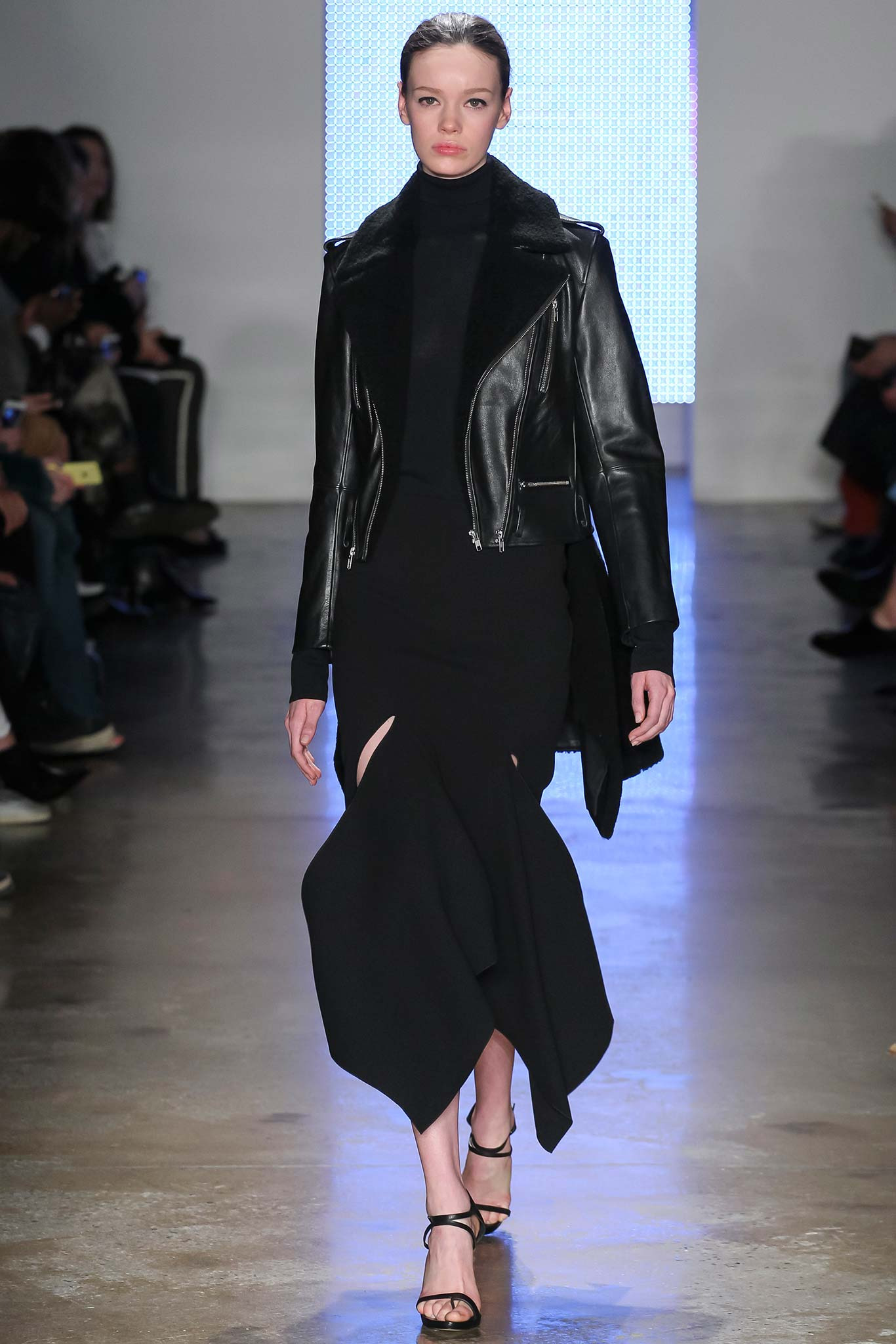 Dion Lee Ready to Wear FW 2015 NYFW