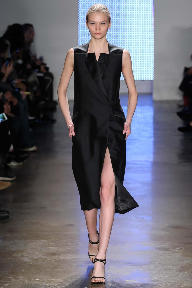 Dion Lee Ready to Wear FW 2015 NYFW (17)