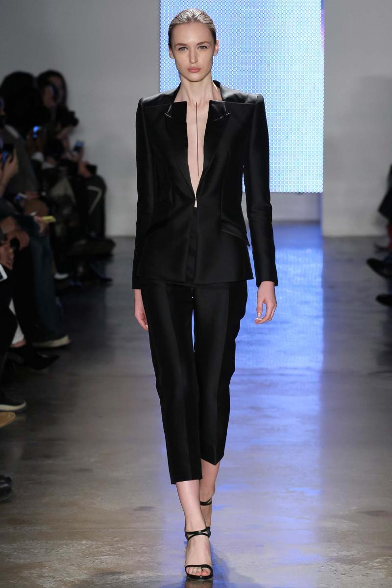 Dion Lee Ready to Wear FW 2015 NYFW (18)