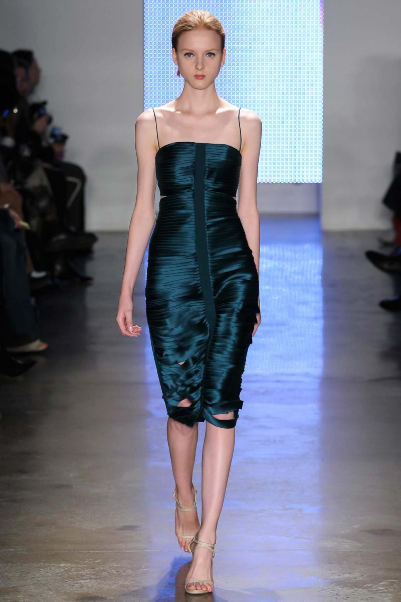 Dion Lee Ready to Wear FW 2015 NYFW (20)