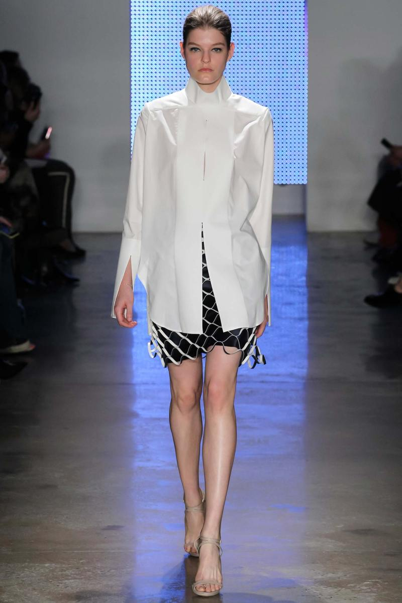 Dion Lee Ready to Wear FW 2015 NYFW (6)
