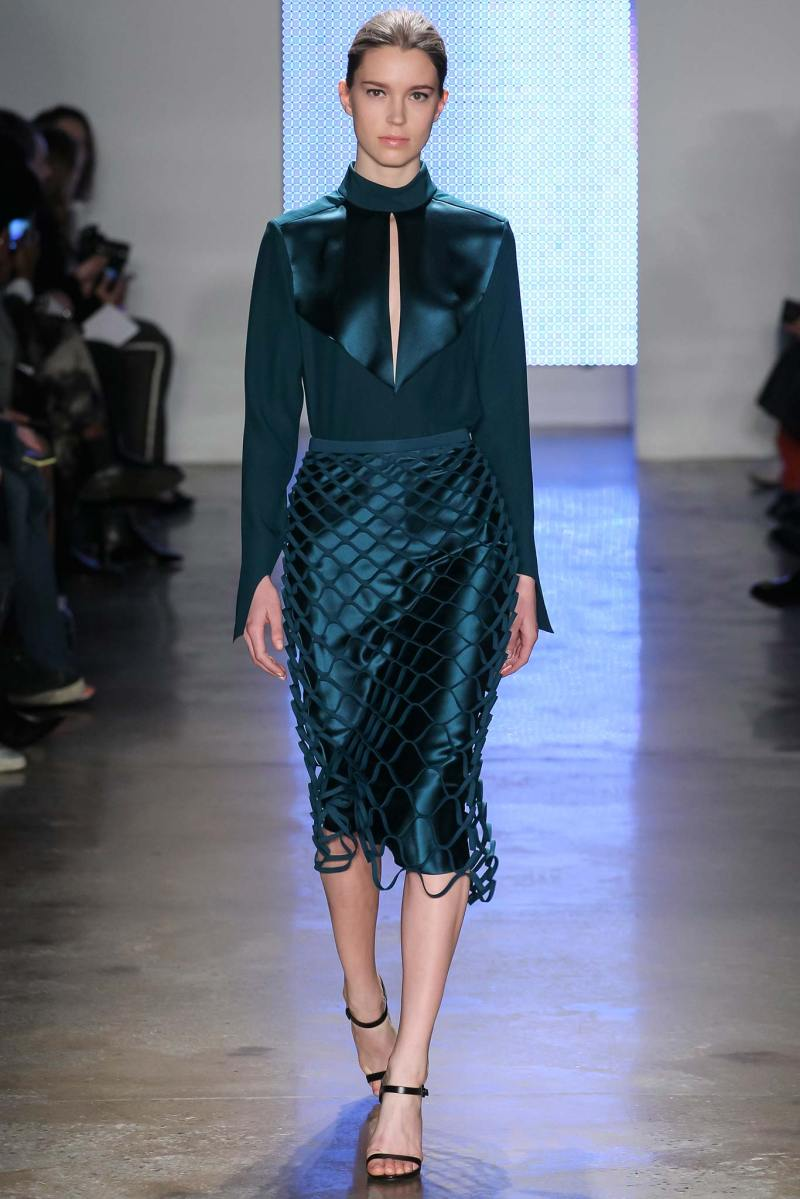 Dion Lee Ready to Wear FW 2015 NYFW (9)