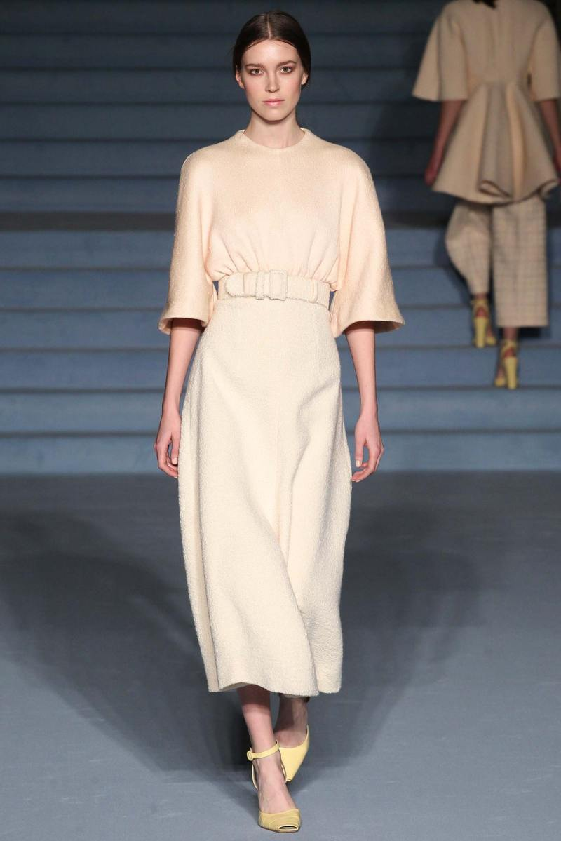 Emilia Wickstead Ready to Wear FW 2015 LFW (2)