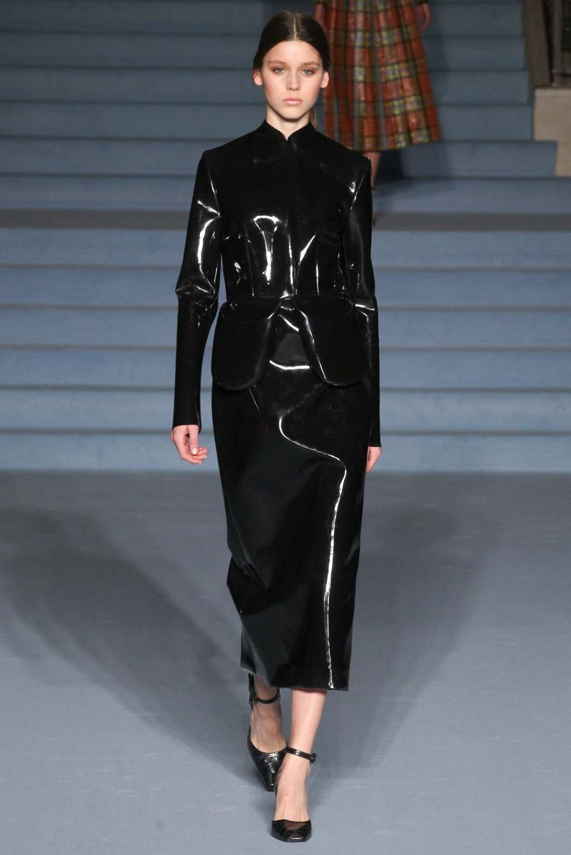 Emilia Wickstead Ready to Wear FW 2015 LFW (24)