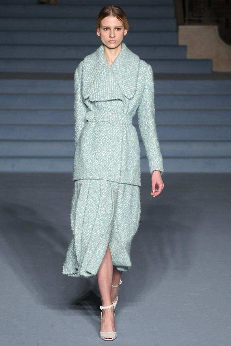 Emilia Wickstead Ready to Wear FW 2015 LFW (4)