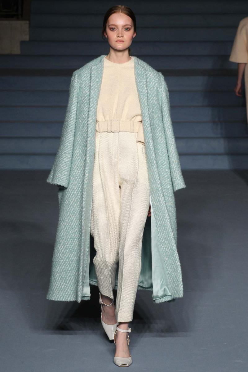 Emilia Wickstead Ready to Wear FW 2015 LFW (6)