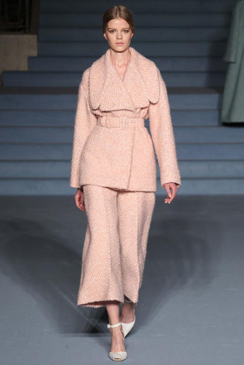 Emilia Wickstead Ready to Wear FW 2015 LFW (8)