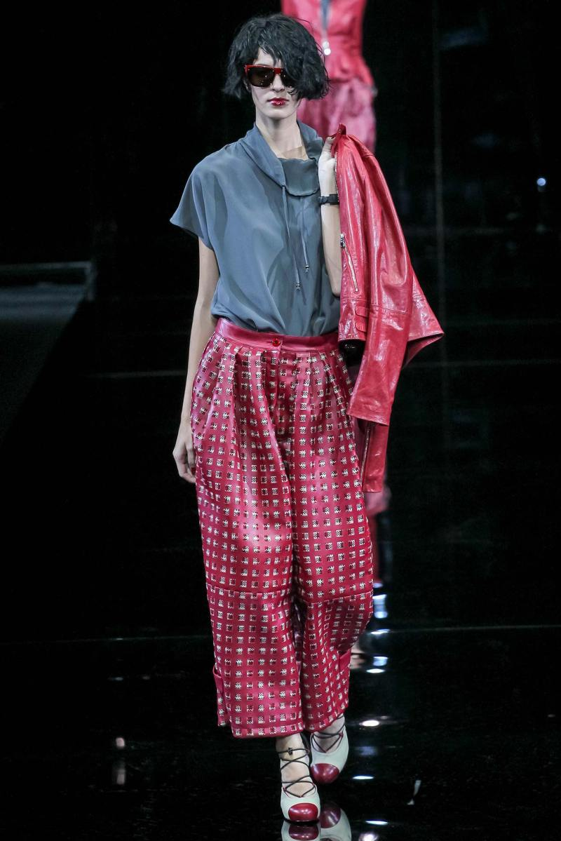 Emporio Armani Ready to Wear FW 2015 MFW (11)