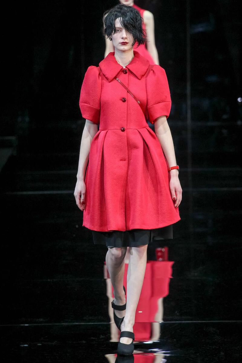 Emporio Armani Ready to Wear FW 2015 MFW (19)