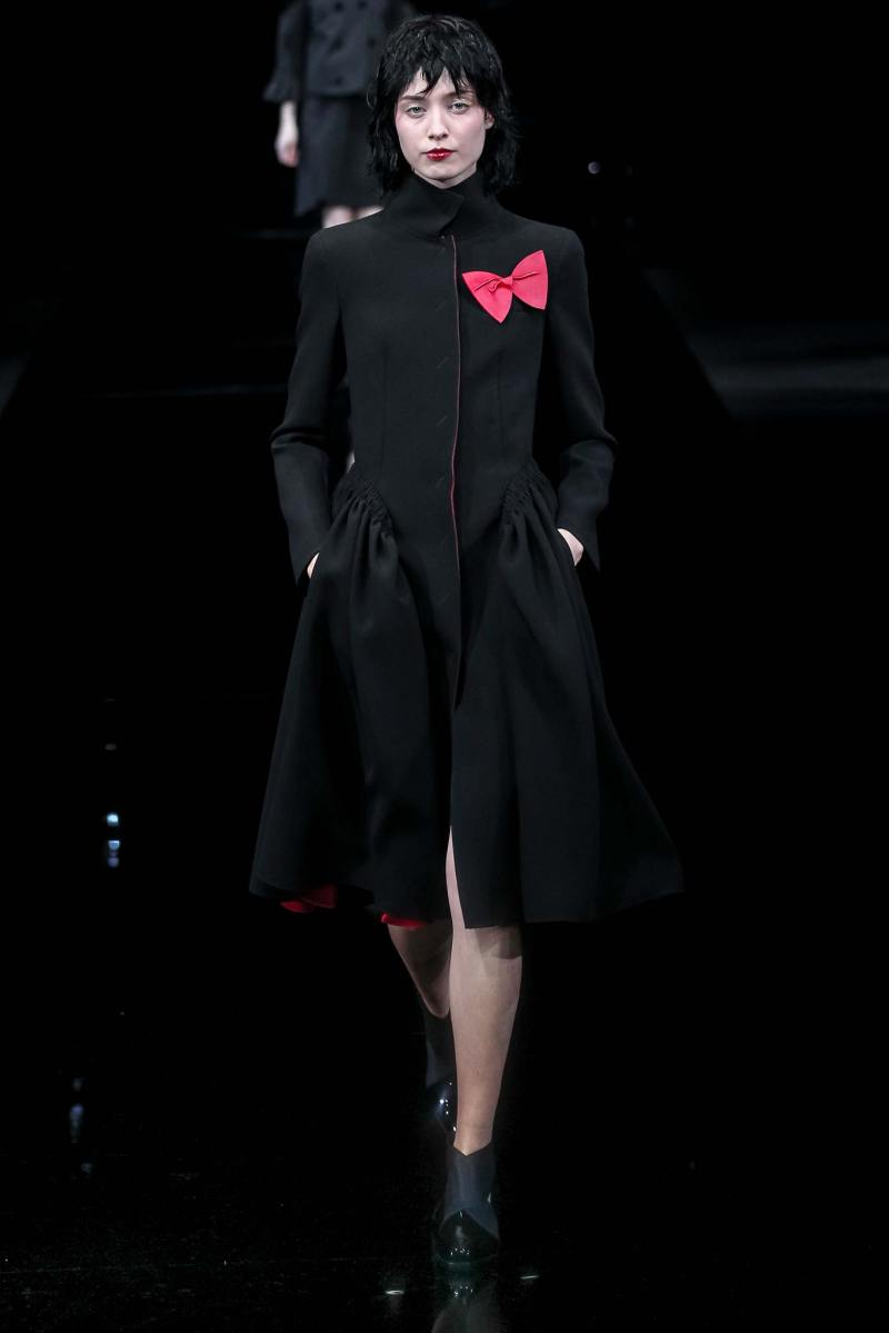 Emporio Armani Ready to Wear FW 2015 MFW (24)