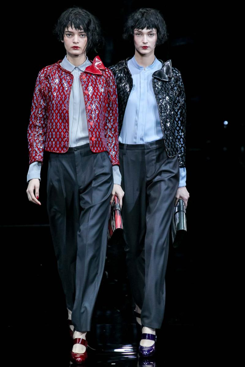 Emporio Armani Ready to Wear FW 2015 MFW (36)