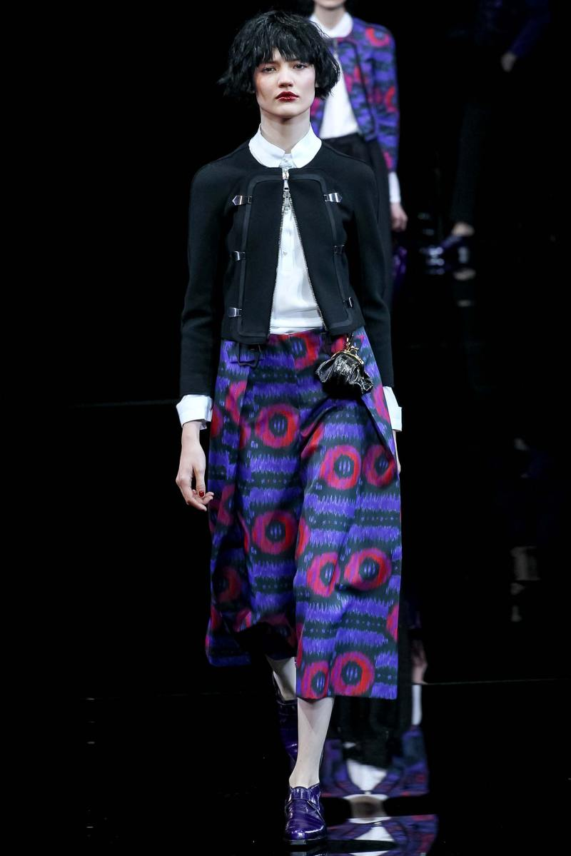 Emporio Armani Ready to Wear FW 2015 MFW (46)