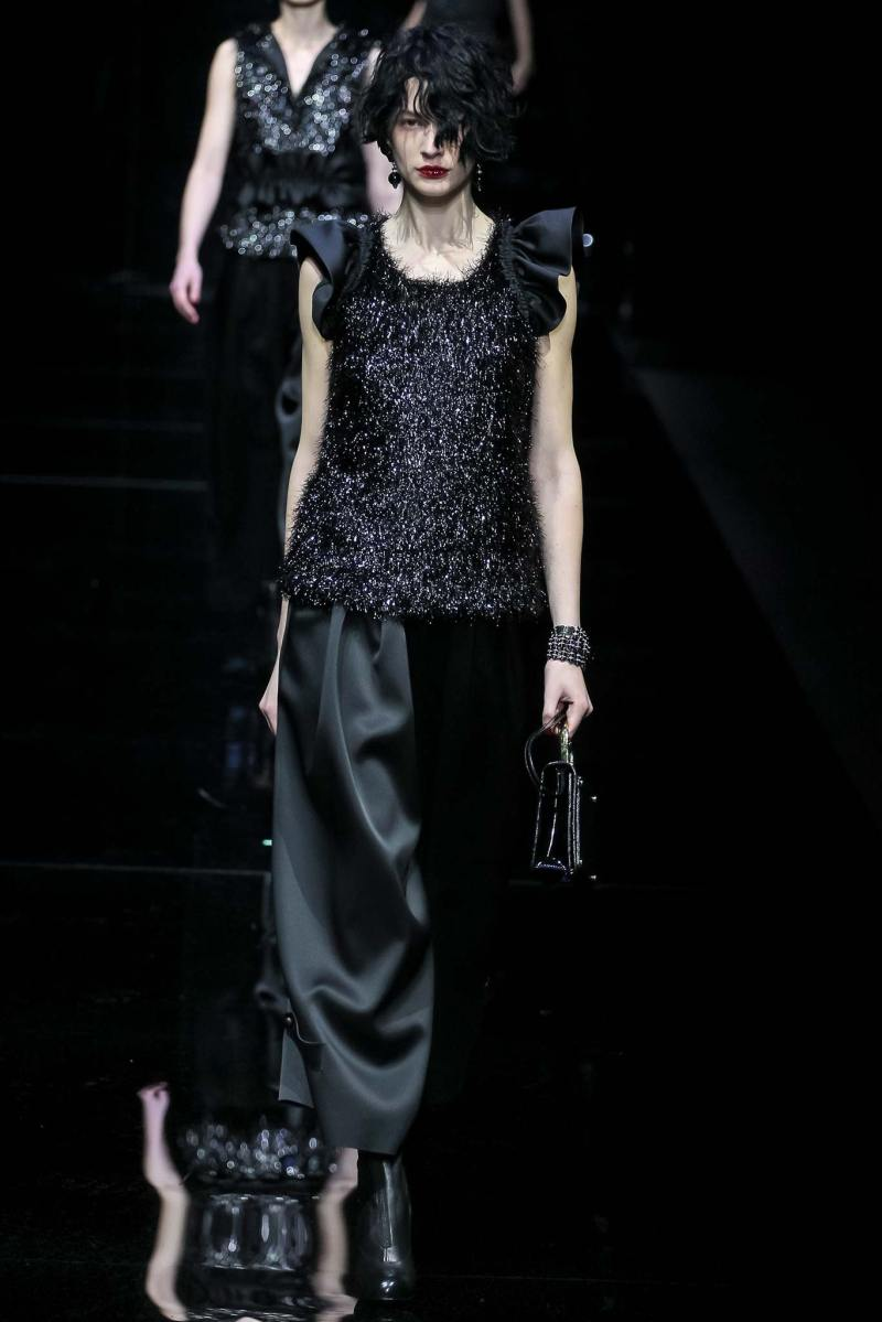 Emporio Armani Ready to Wear FW 2015 MFW (64)