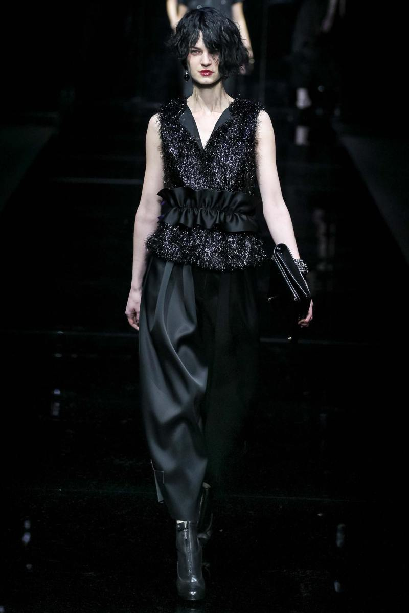 Emporio Armani Ready to Wear FW 2015 MFW (65)