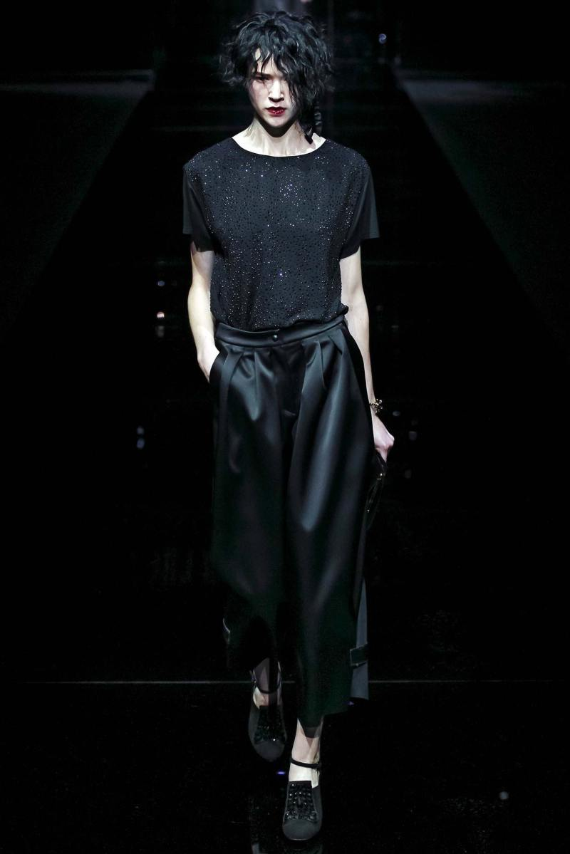 Emporio Armani Ready to Wear FW 2015 MFW (68)