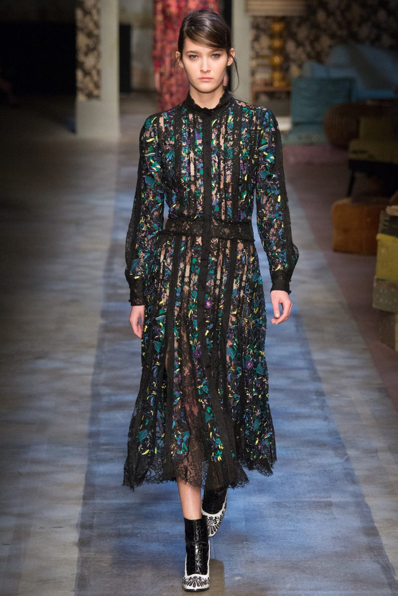 Erdem Ready to Wear FW 2015 LFW (23)