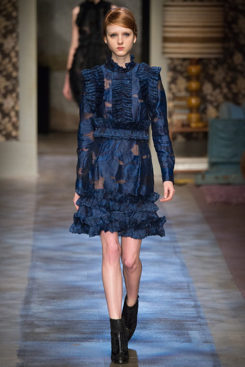Erdem Ready to Wear FW 2015 LFW (32)