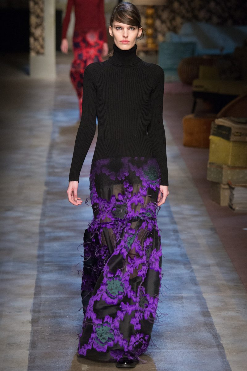 Erdem Ready to Wear FW 2015 LFW (35)