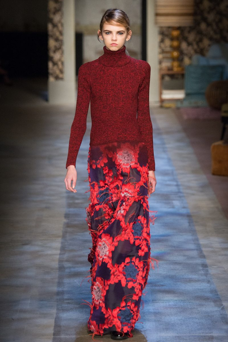 Erdem Ready to Wear FW 2015 LFW (36)