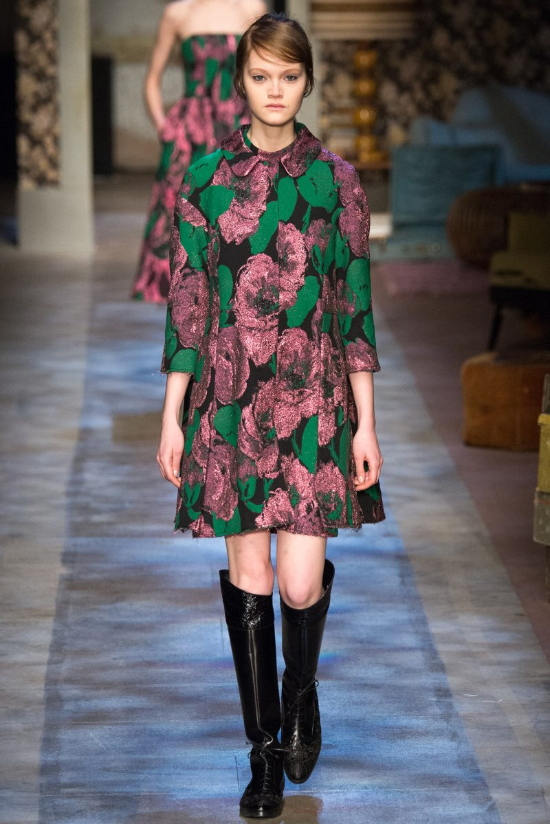 Erdem Ready to Wear FW 2015 LFW (6)