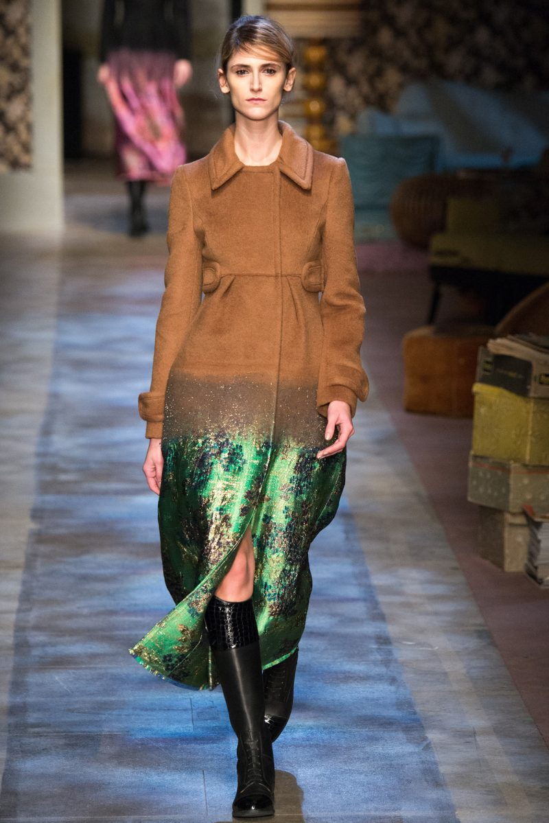 Erdem Ready to Wear FW 2015 LFW (8)