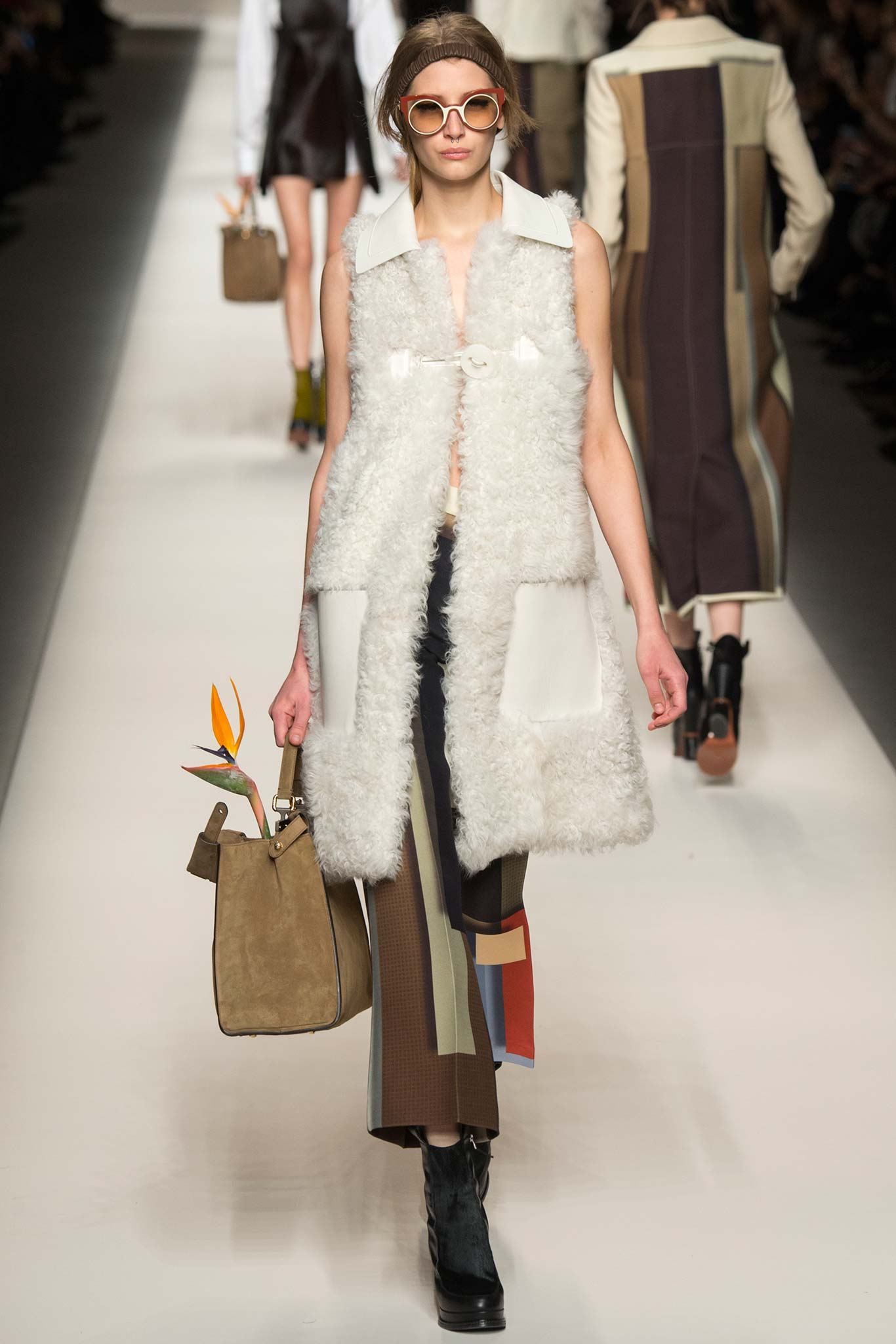 Fendi Ready to Wear F/W 2015 MFW