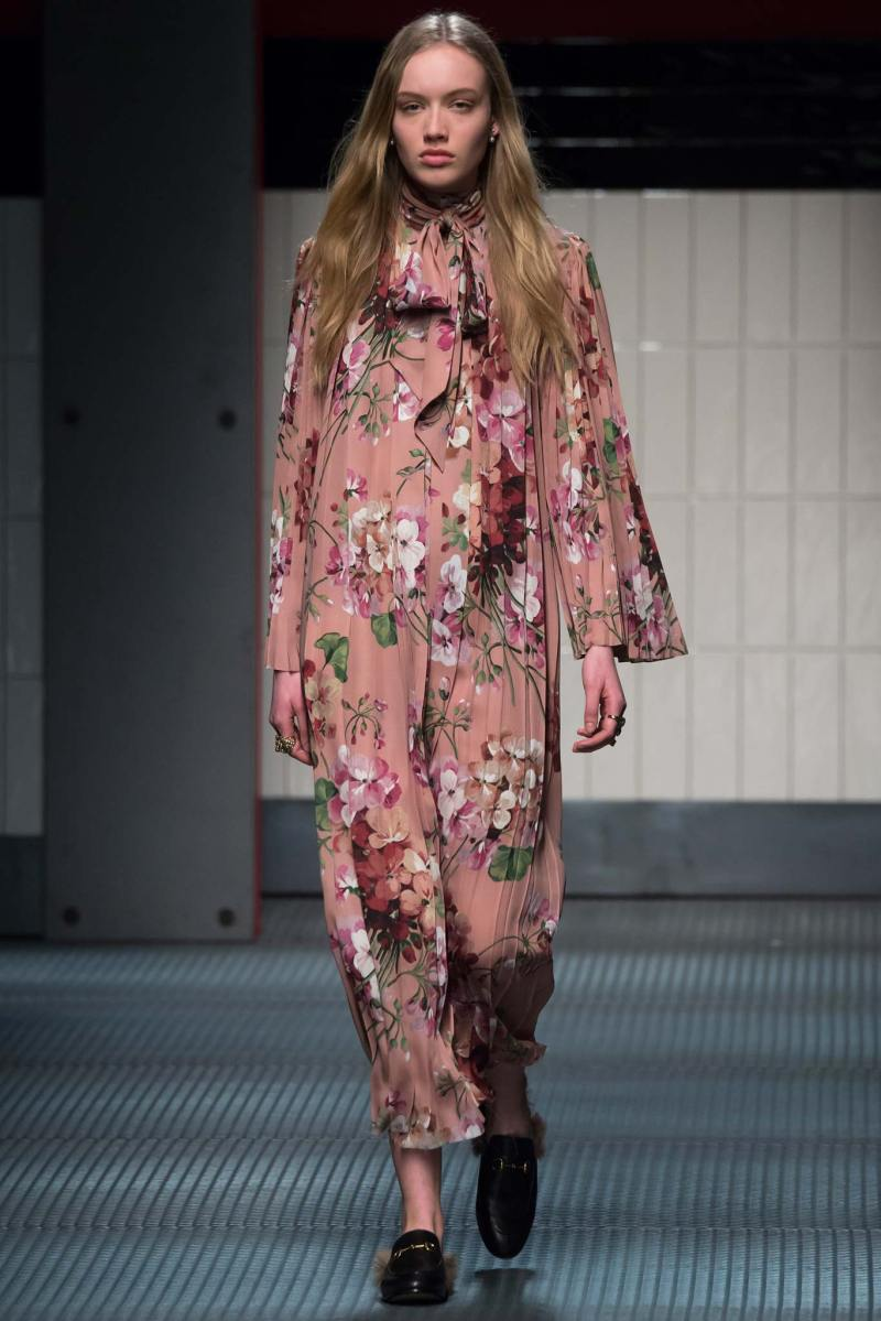 Gucci Ready to Wear FW 2015 MFW (10)