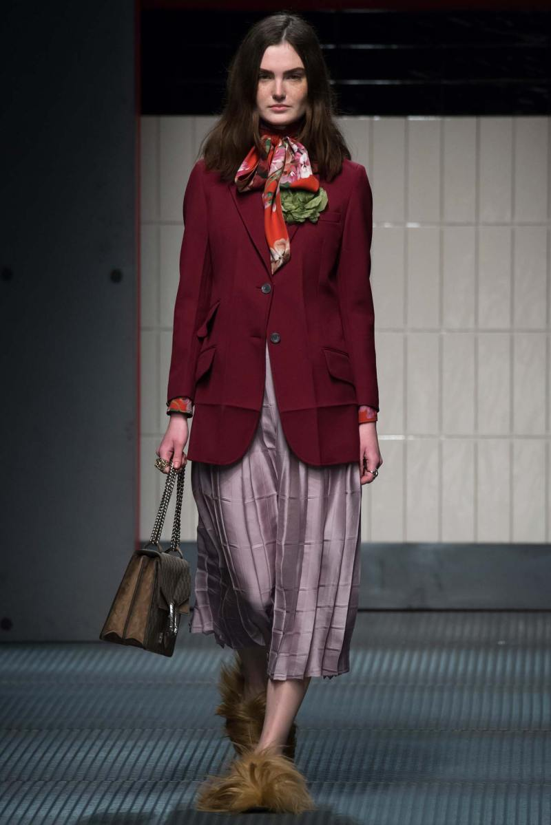 Gucci Ready to Wear FW 2015 MFW (11)