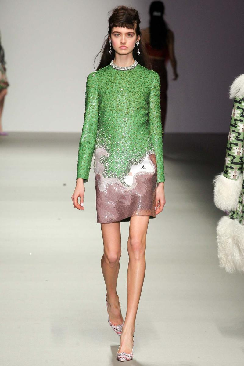 Holly Fulton Ready to Wear FW 2015 LFW (26)