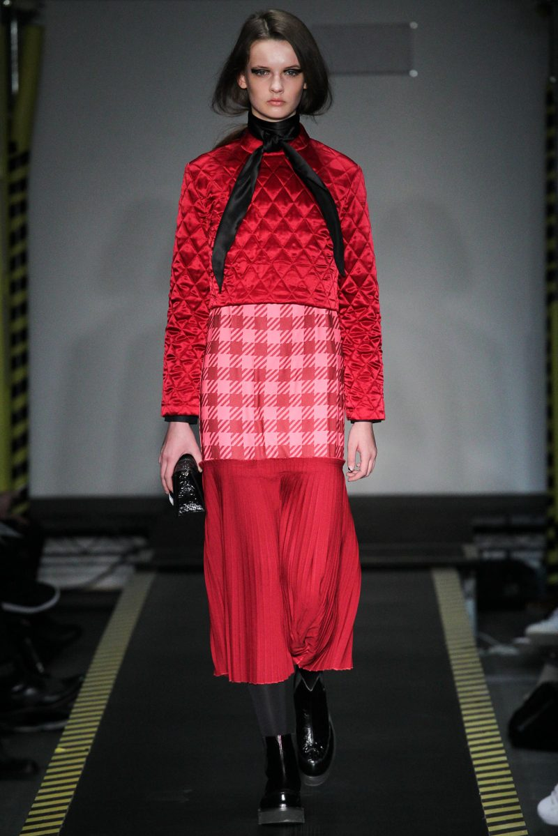 House of Holland Ready to Wear FW 2015 LFW (3)