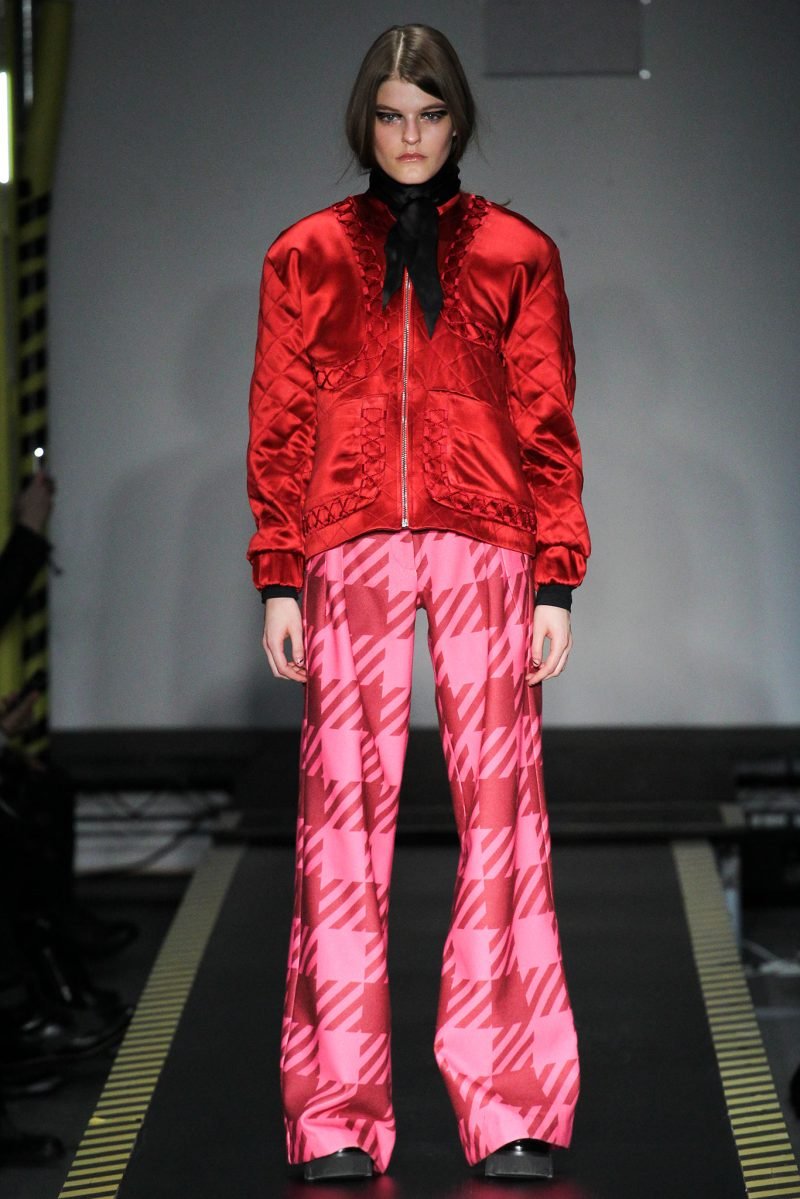 House of Holland Ready to Wear FW 2015 LFW (4)