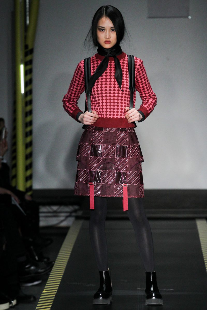 House of Holland Ready to Wear FW 2015 LFW (6)