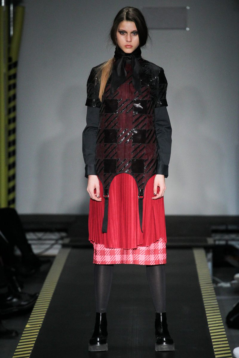 House of Holland Ready to Wear FW 2015 LFW (7)