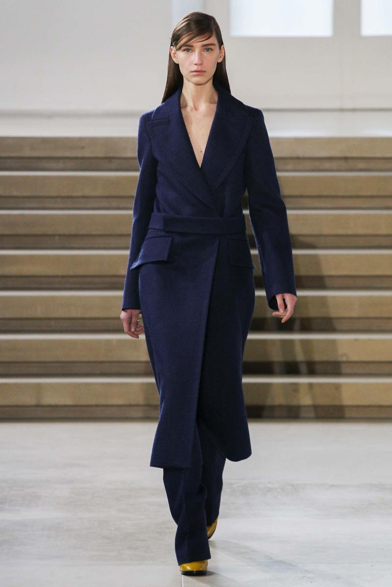 Jil Sander Ready to Wear FW 2015 MFW (1)