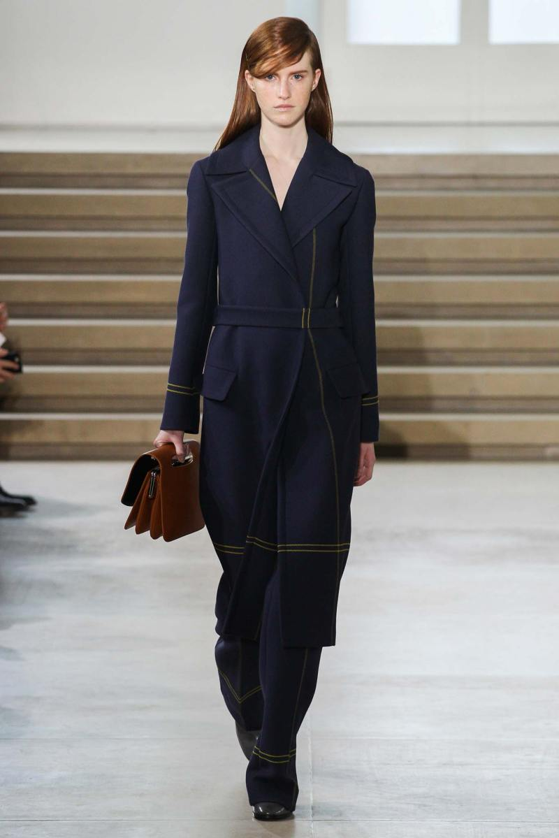 Jil Sander Ready to Wear FW 2015 MFW (20)