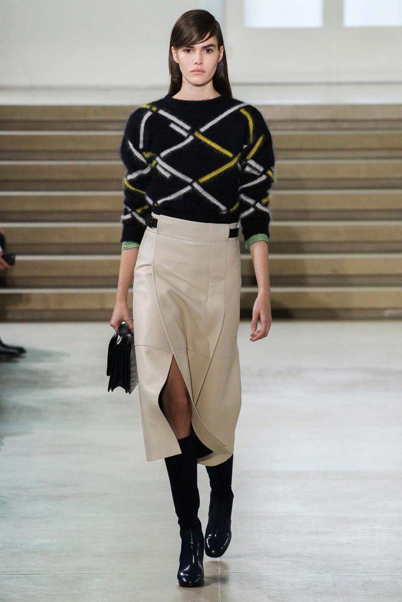 Jil Sander Ready to Wear FW 2015 MFW (35)