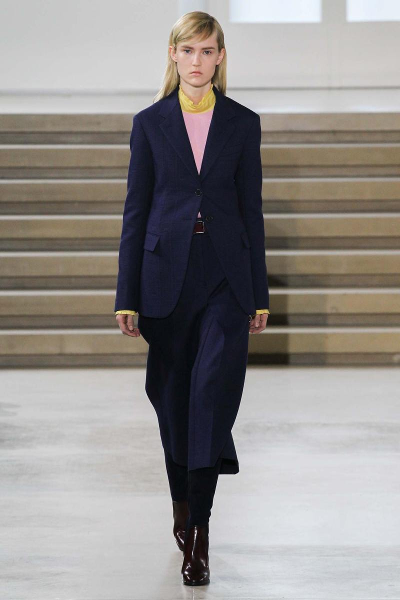 Jil Sander Ready to Wear FW 2015 MFW (5)