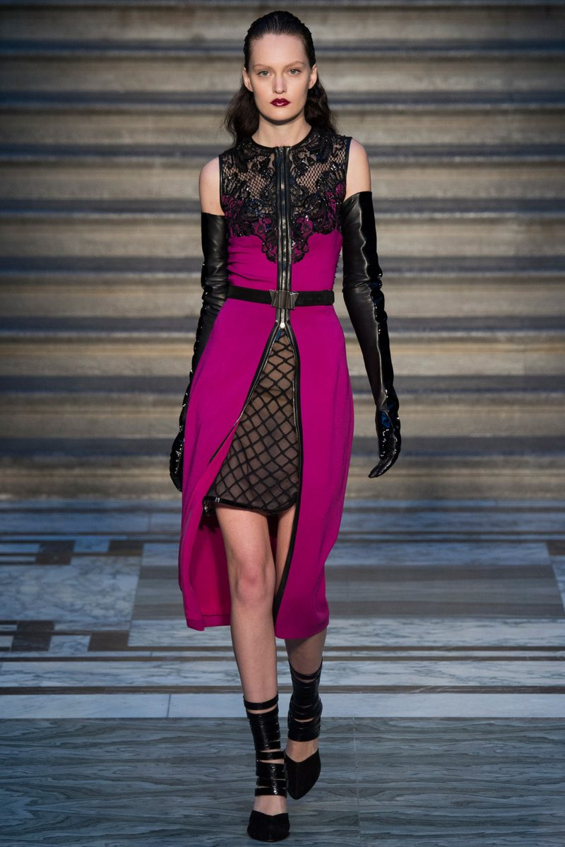 Julien Macdonald Ready to Wear FW 2015 LFW (11)