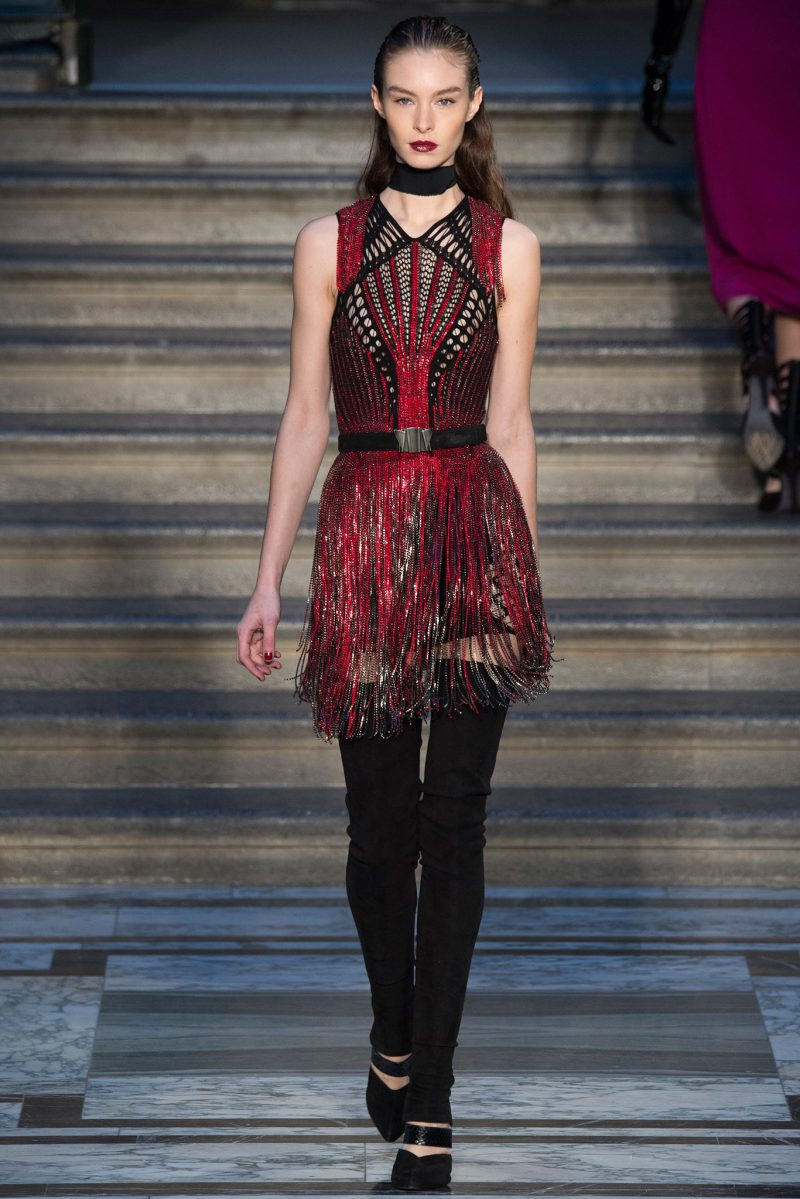 Julien Macdonald Ready to Wear FW 2015 LFW (14)