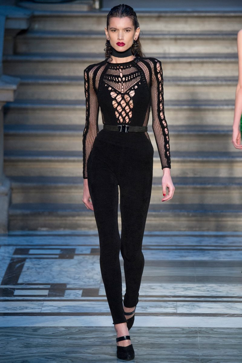 Julien Macdonald Ready to Wear FW 2015 LFW (19)