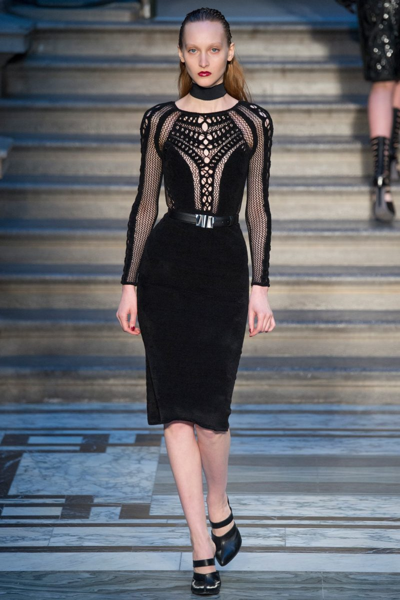 Julien Macdonald Ready to Wear FW 2015 LFW (20)