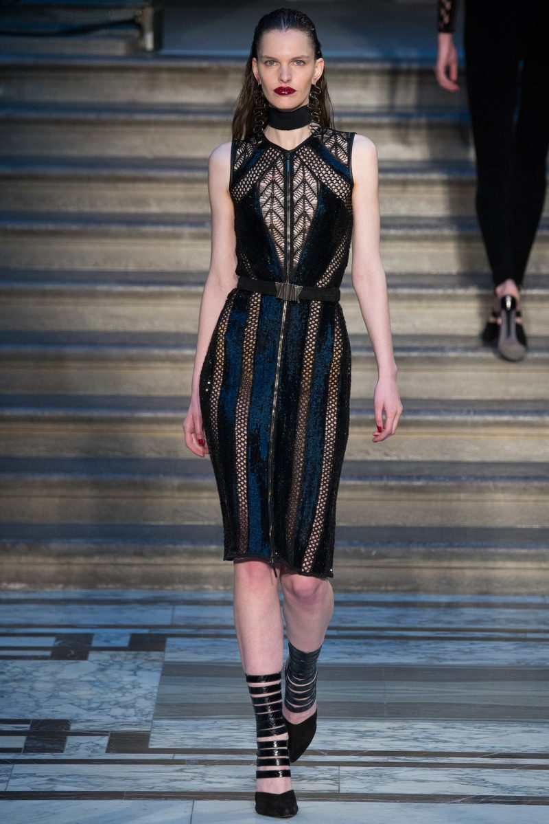 Julien Macdonald Ready to Wear FW 2015 LFW (21)