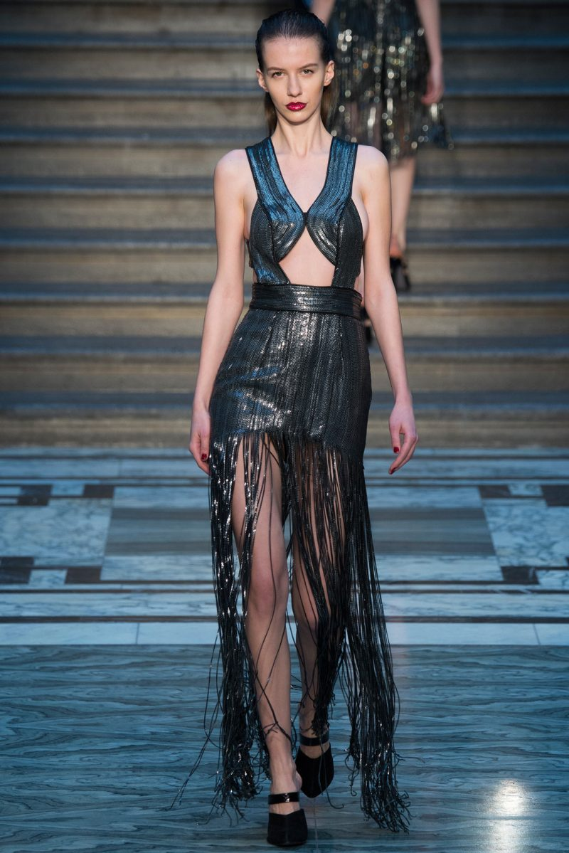 Julien Macdonald Ready to Wear FW 2015 LFW (37)