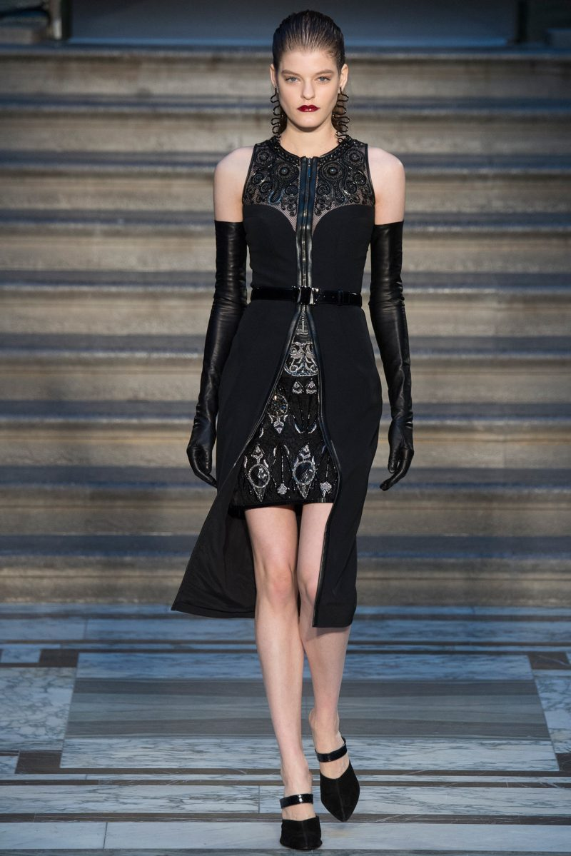 Julien Macdonald Ready to Wear FW 2015 LFW (5)