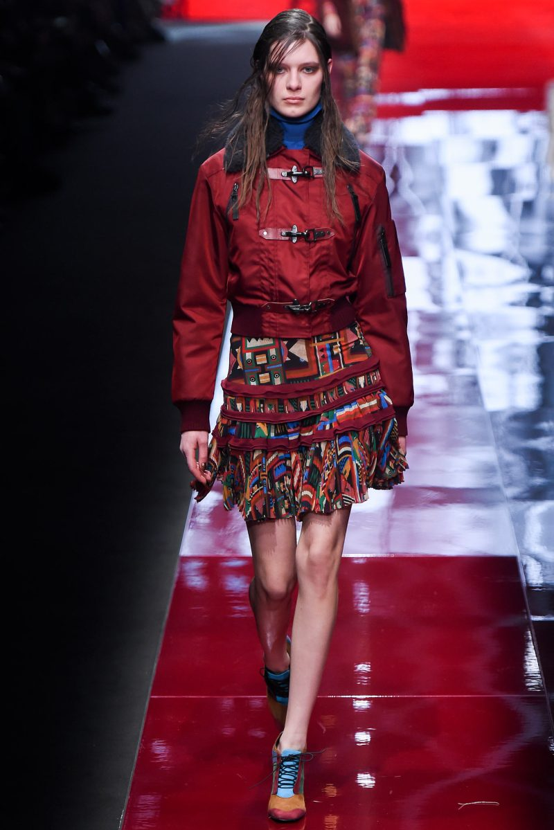 Just Cavalli Ready to Wear FW 2015 MFW (17)