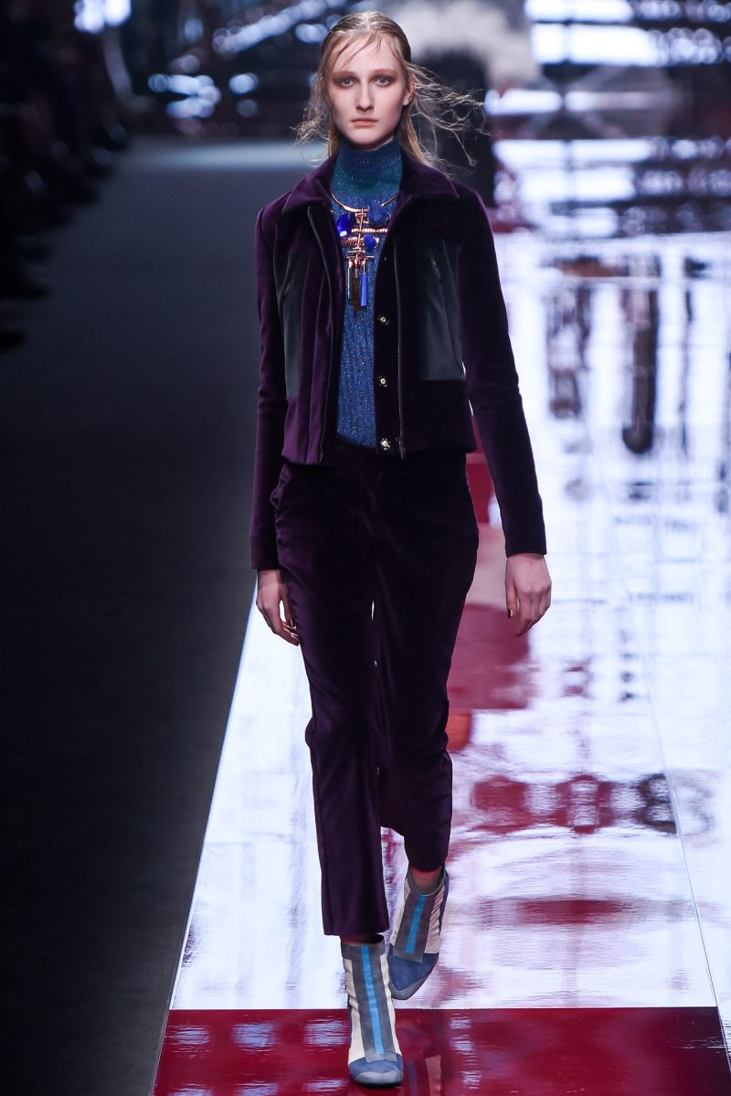 Just Cavalli Ready to Wear FW 2015 MFW (3)