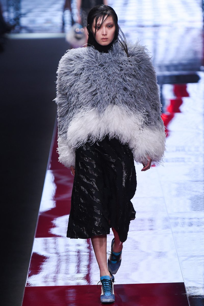 Just Cavalli Ready to Wear FW 2015 MFW (4)