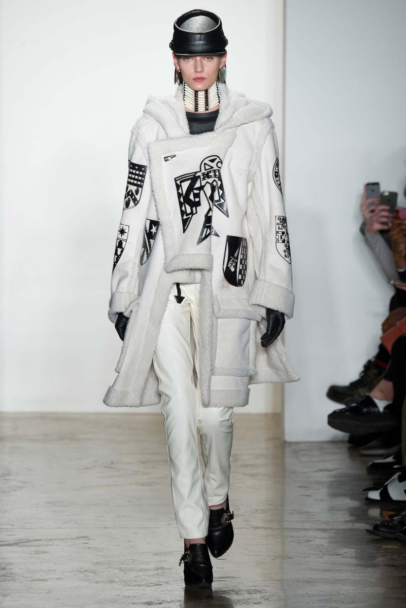 KTZ Ready to Wear FW 2015 NYFW (1)